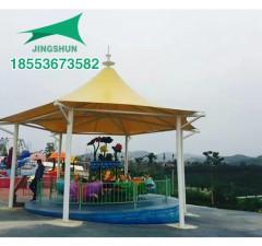 青州九龙峪景观膜结构