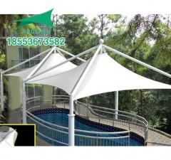东营水上乐园游泳池膜结构
