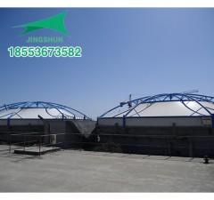 江苏连云港污水池膜结构