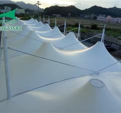 山西临县农产品加工厂膜结构