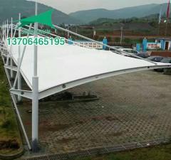 安徽蚌埠膜结构车棚