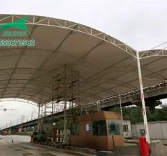 淄博石化企业厂区出入口