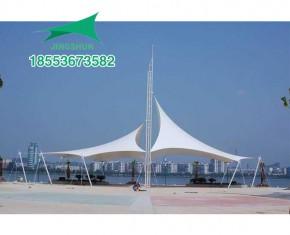 青岛四方区景观膜结构