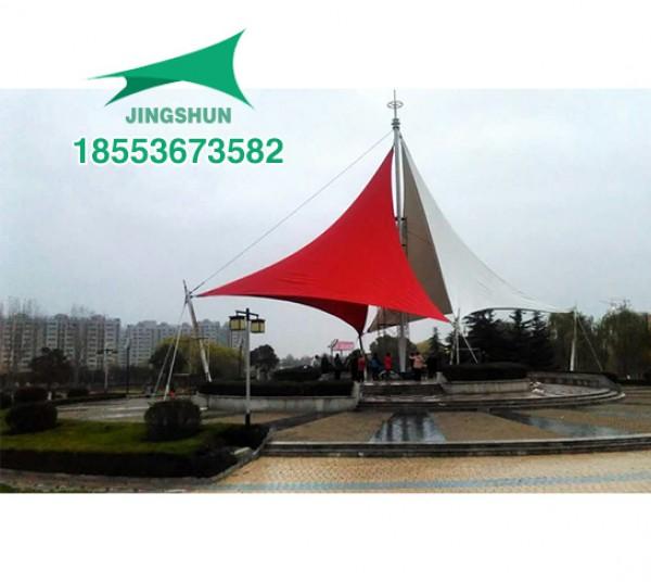 泰安凤凰城景观膜结构
